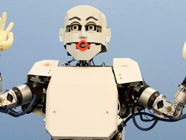 Poll: 25 Percent of European Adults Think Maybe Robots Should Be Calling the Shots, Not Politicians