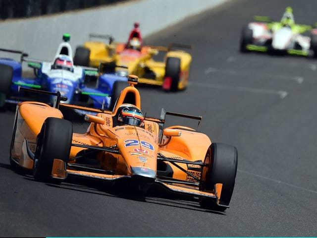 You heard it here before the Front Page: Alonso, McLaren returning to Indianapolis in 2019