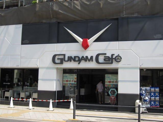 Guide to Gundams and Gunpla in Japan
