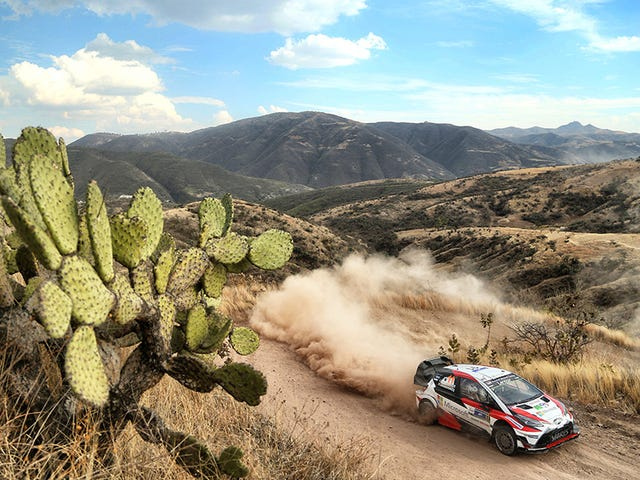 Fantasy WRC Preview: A Party in America's Pants