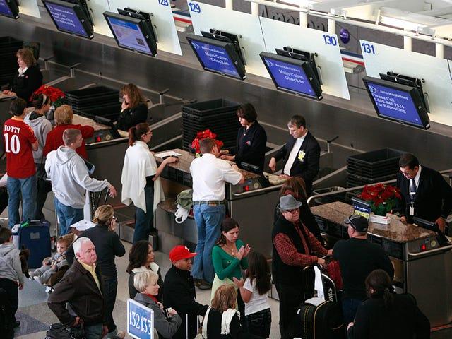 Her er hva du vil betale for å endre flyreisen