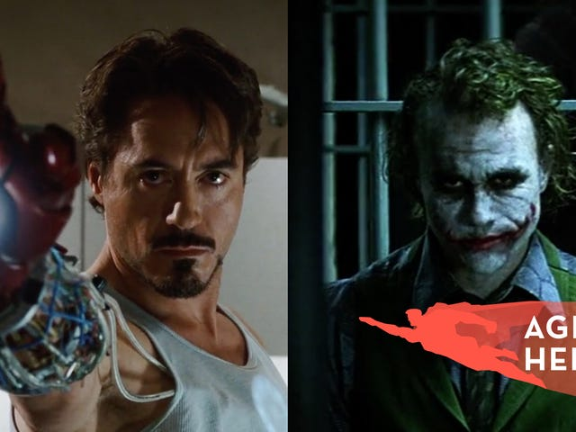 Does the most important year for superhero movies belong to The Dark Knight or Iron Man?