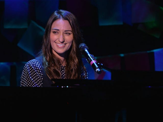 Sara Bareilles Is Making a New Musical Based on Waitress