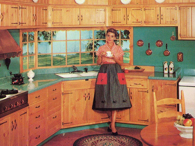 Last Call: Let's talk about the retro kitchens of our dreams