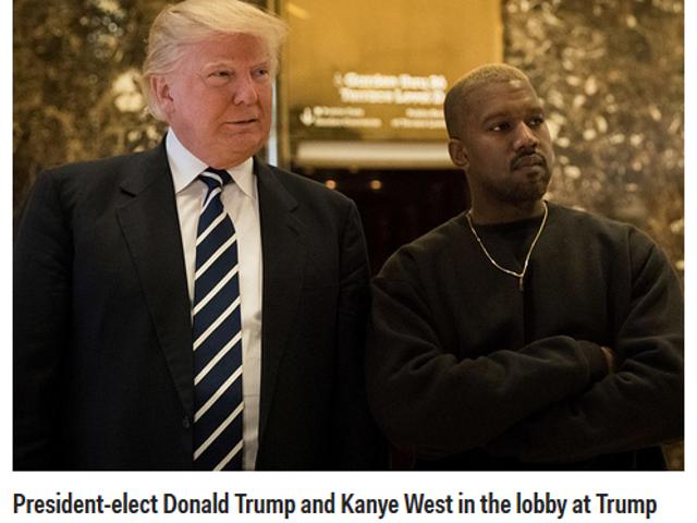 Kanye dla POTUSA
