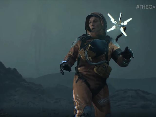 Orang Karakter <i>Metal Gear</i> Berfikir Mereka Telah Ditemui Dalam Trailer <i>Death Stranding</i>