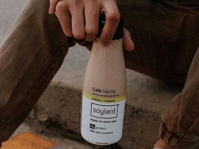 Risparmia fino al 30% su frullati di soia e polvere durante la scatola d'oro di oggi