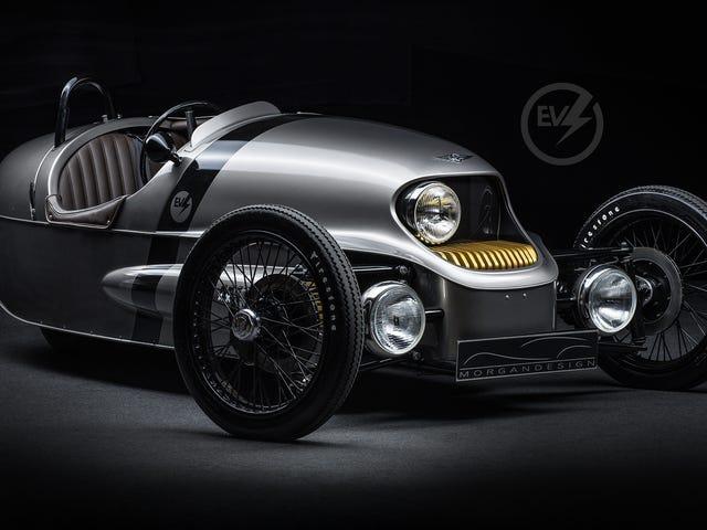 VIDEO: The Morgan EV3 Is My Next Car