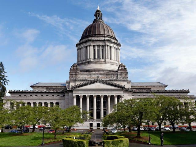 De federale rechter gooit de Cyberstalking-wet in de staat Washington uit en schrijft het als een straf tegen de beschermde spraak