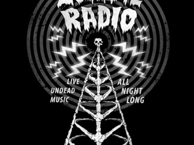 """""""Радіо зомбі"""" - Вінс Рей і кістки (2008)"""