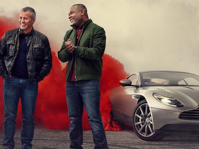 Helvede Ja Top Gear er endelig tilbage