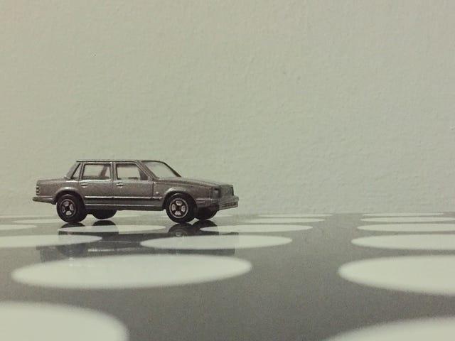 Swedish Saturday : Corgi Toys Volvo 760 Saloon