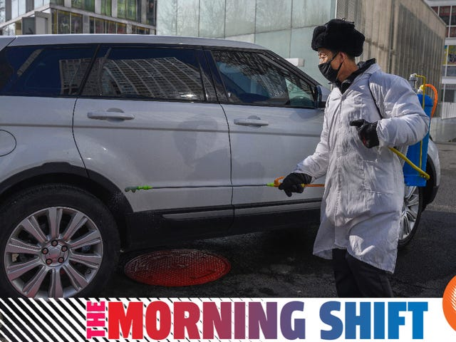 The Coronavirus Epidemic Is Quickly Re-Shaping China's Auto Industry