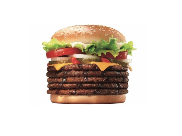 Really Big Whopper Coming To Burger King In Japan