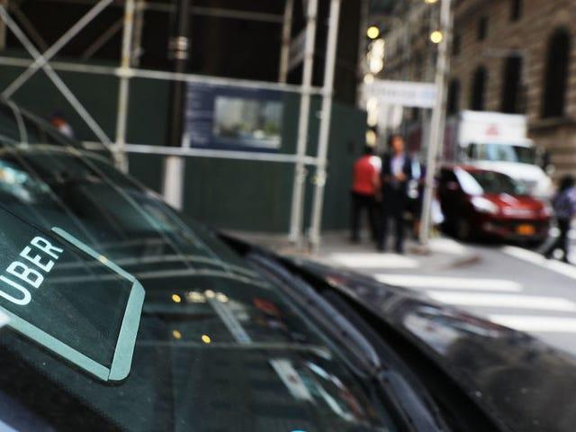 Les conducteurs d'Uber gagnent l'admissibilité au chômage à New York