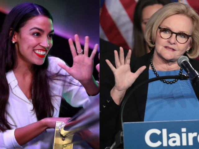 Alexandria Ocasio-Cortez and the Enduring Myths of the Democratic Party