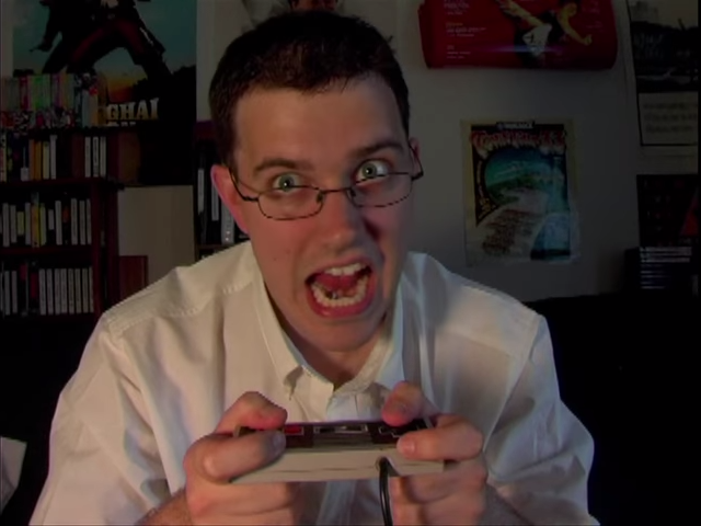 Thank You, Angry Video Game Nerd