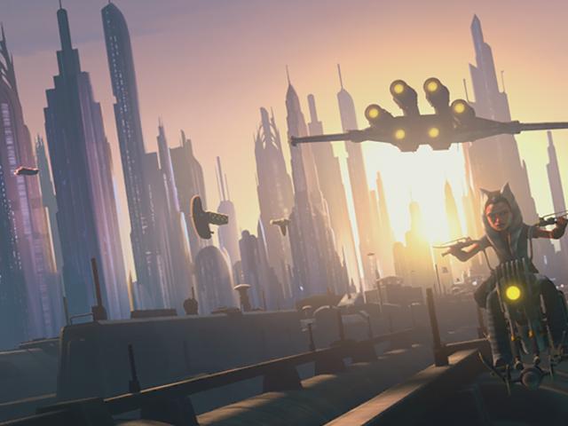 Ahsoka's Return to the Clone Wars brengt degenen die de Jedi achterlieten samen
