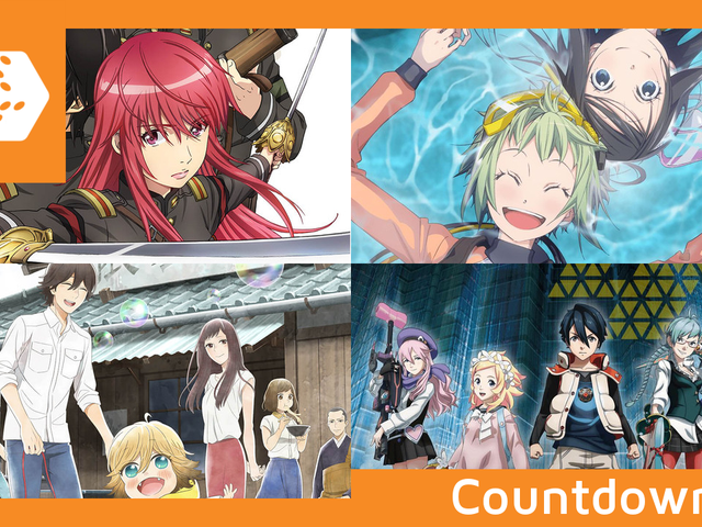 Crunchyroller Countdown: The Top 10 Crunchyroll Series of 2016 No One Saw