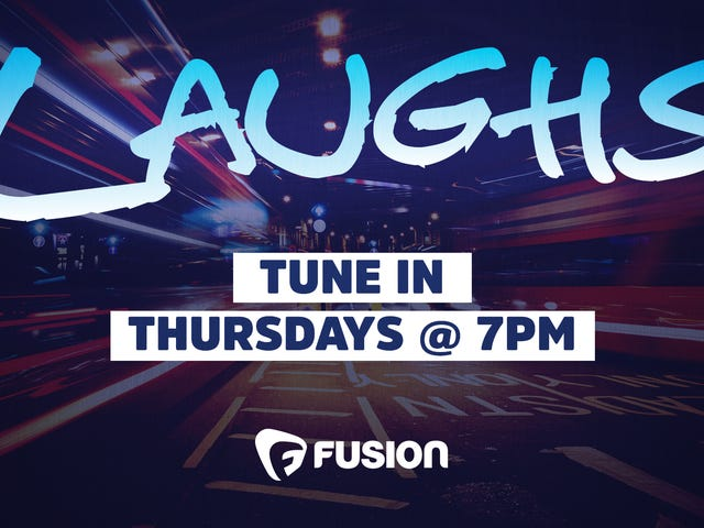 """Plus de """"rires"""" sur FUSION TV"""