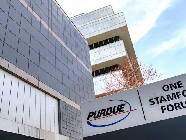 Opioid Ghouls at Purdue Pharma Reach Tentative Settlement Worth Billions