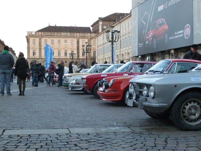 Rallye Monte Carlo Historique Photo Dump
