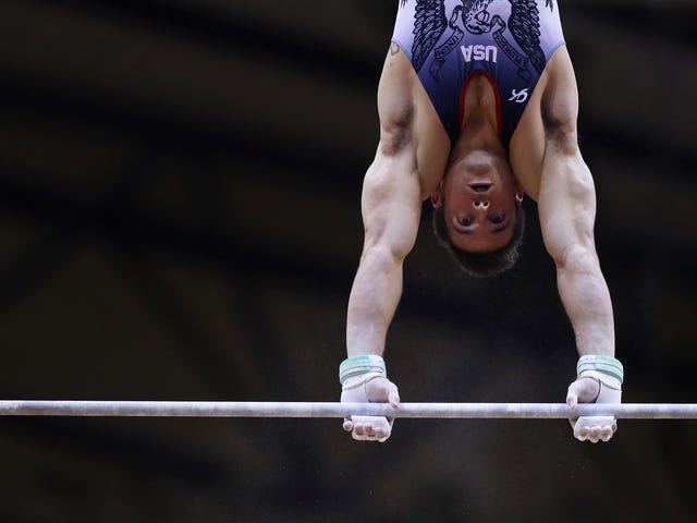 Sam Mikulak Finally Has His Medal