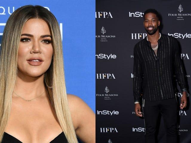 Khloé Kardashian & Tristan Thompson Are Done