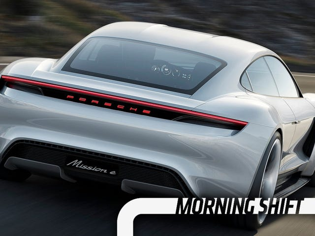Her er hvordan Porsche er Ramping opp for å bekjempe Tesla