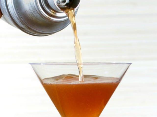 """Denne to-ingrediens """"Cocktail"""" er lige så festlig som den er let"""