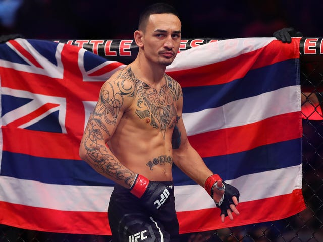 Max Holloway Is Here To Save Us From The UFC's Most Cursed Non-Rivalry