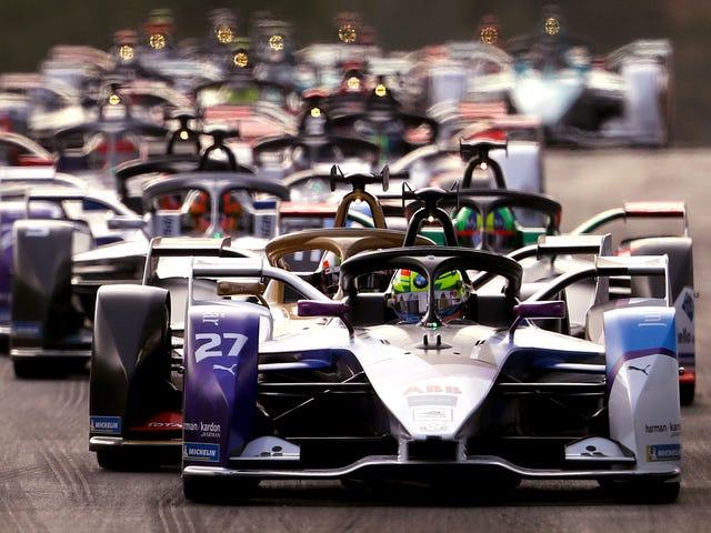 La Formule E sera bientôt un championnat du monde FIA, merci beaucoup