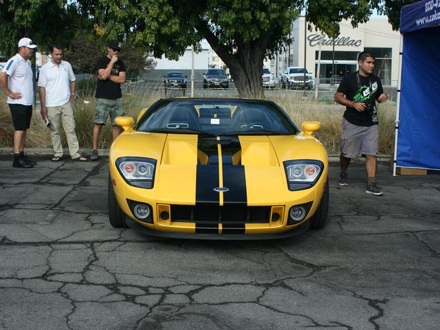 Sick of Ford GT posts yet?
