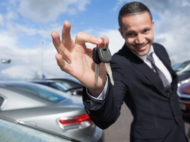 How Do You Approach a Dealership for a Test Drive?