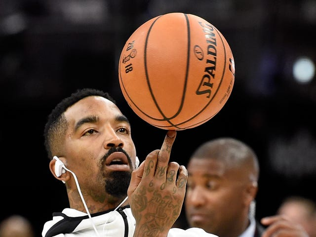 J.R. Smith Will Give Fan $600 For Tossing His Phone Into Construction Site