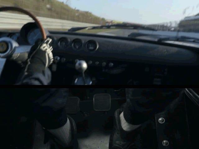 Este Ferrari 250 GTO a bordo podría enseñarle una o dos cosas sobre su juego de pies