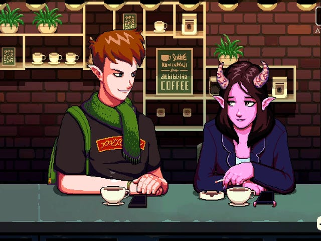 Coffee Talk Is A Sleepy Little Game In A Magical, 'Post-Racial' World