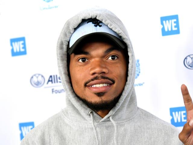Chance The Rapper dodaje wszystkie swoje mixtape'y do platform streamingu przed jego pierwszym faktycznym wydaniem albumu