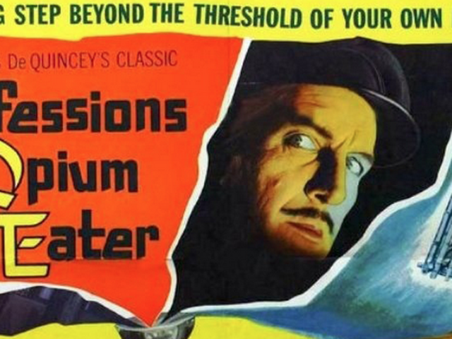 Friday Night Movie: Confessions of an Opium Eater (1962)