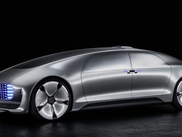 Dit is de visie van Mercedes-Benz voor de ultieme toekomst van luxe