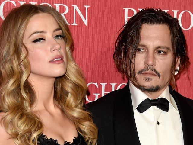 Johnny Depp vill inte betala Amber Heard a Dime of Spousal Support