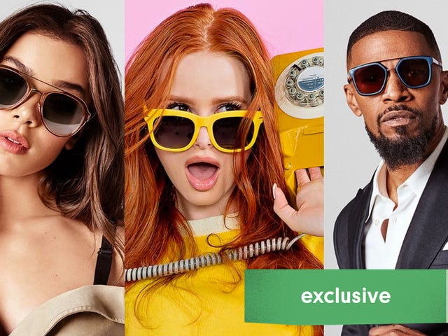 Treat Yourself to a New Pair of Sunglasses For $22 [Exclusive]