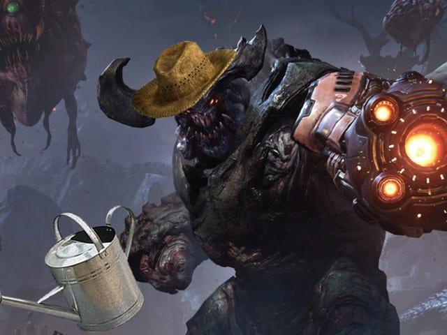 La herramienta SnapMap de <i>Doom</i> es genial, pero no es un sustituto de las modificaciones reales