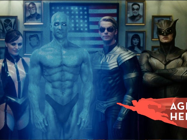 The Watchmen movie proves you can be faithful to a comic and still miss its whole damn point