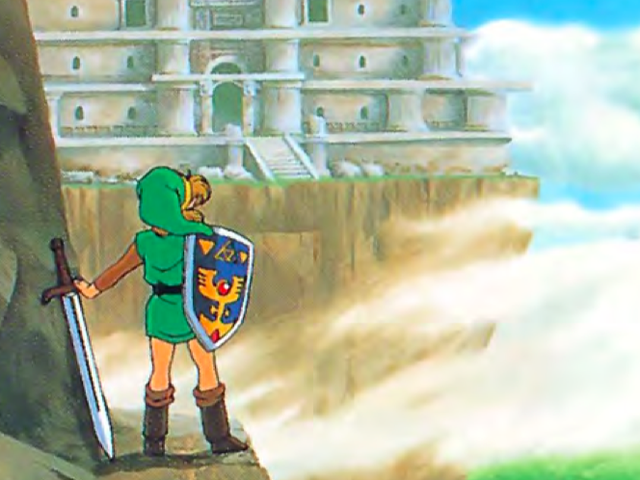 Thoughts After Finishing A Link To The Past