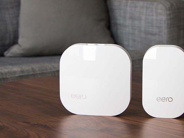 Save a Bundle on Eero's Excellent Mesh Wi-Fi Systems