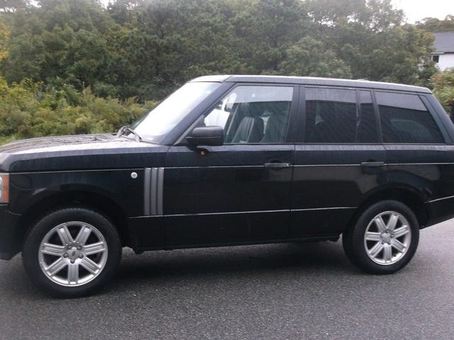 At $4,900, Might It Be Worth Lightening Your Wallet For This Mileage Heavy 2006 Range Rover?