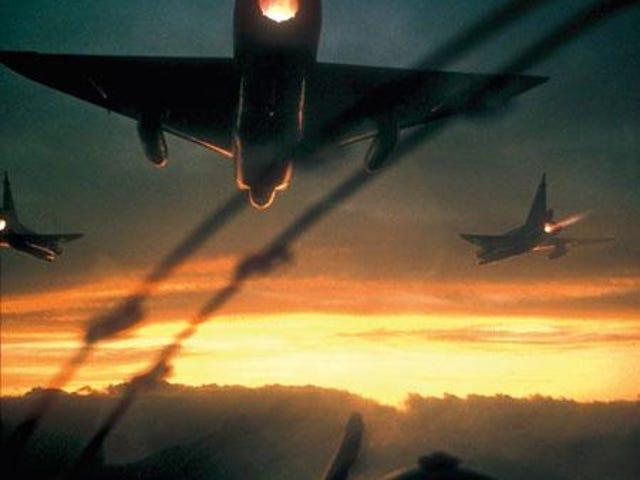 F-102s Over Vietnam