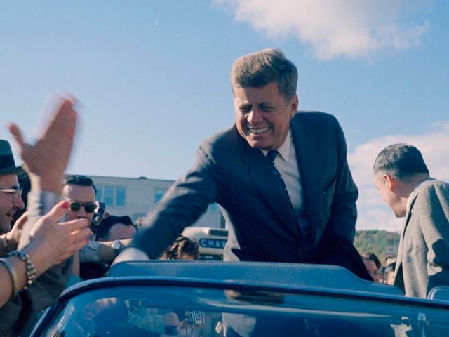 The Story Behind That JFK Quote About Destroying the CIA