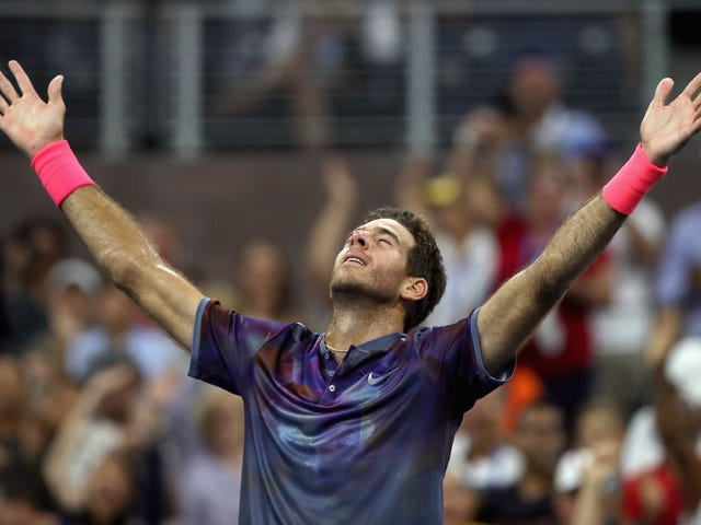 A Letter To Juan Martin Del Potro From A Guy Who Gave Up Too Early